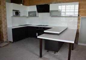 Кухня Белый Венге